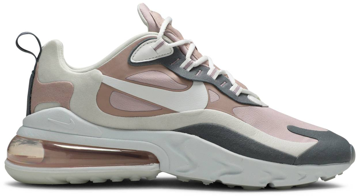 Tênis Nike Air Max 270 React Plum Chalk