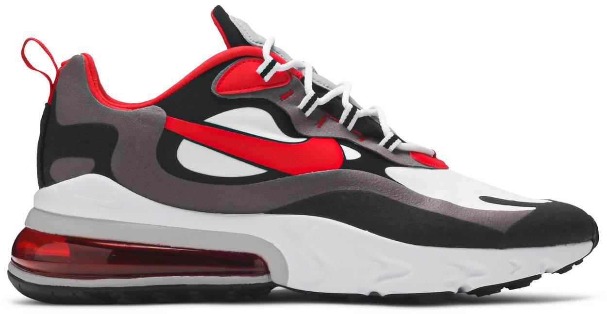 Tênis Nike Air Max 270 React University Red