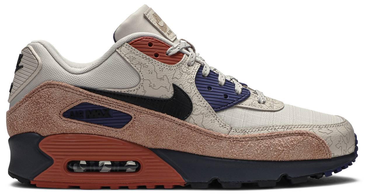 Tênis Nike Air Max 90 Camowabb