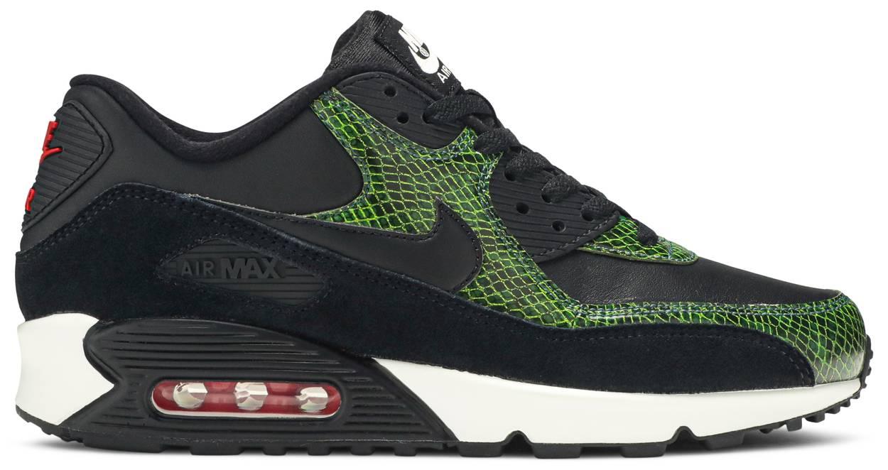 Tênis Nike Air Max 90 Green Python