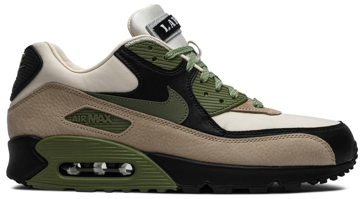 Tênis Nike Air Max 90 Lahar Escape - Ivory