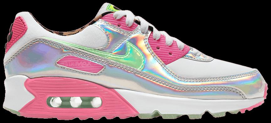 Tênis Nike Air Max 90 Laser Fuchsia