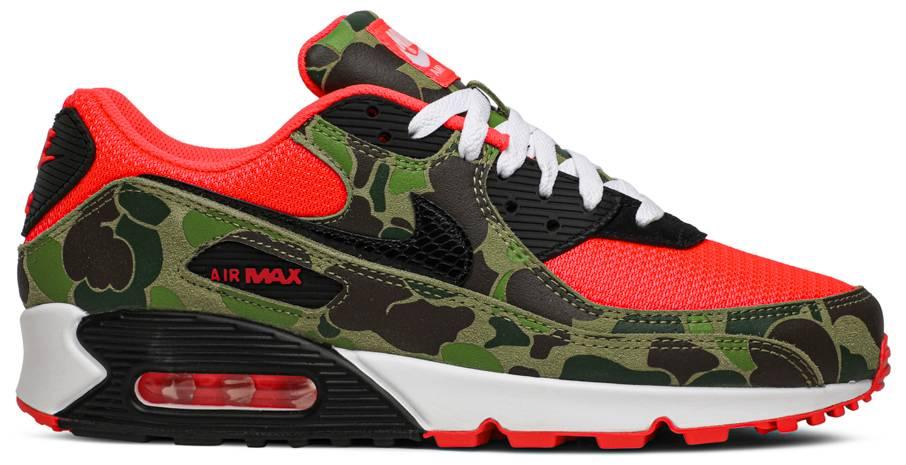 Tênis Nike Air Max 90 Reverse Duck Camo