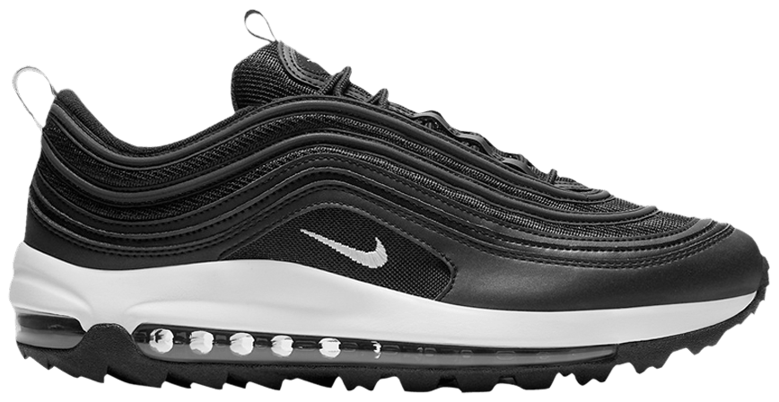 Tênis Nike Air Max 97 Golf Black