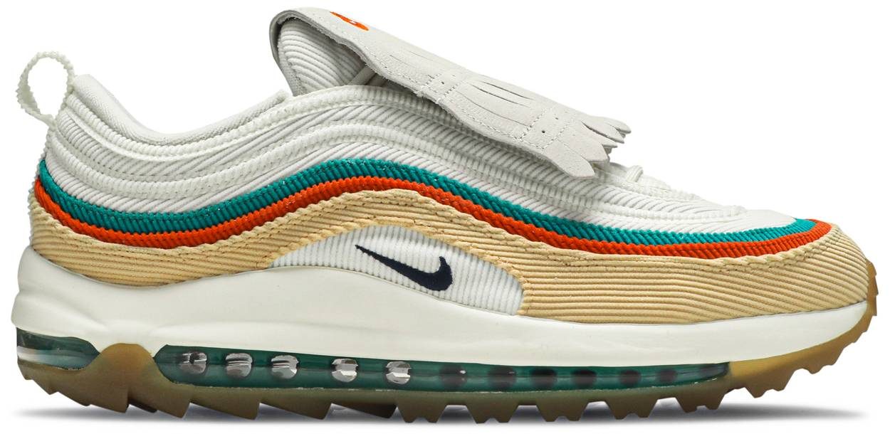 Tênis Nike Air Max 97 Golf NRG Lucky and Good