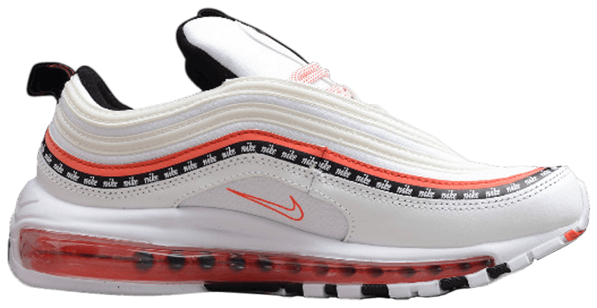 Tênis Nike Air Max 97 GS Script Swoosh