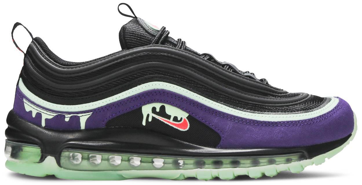 Tênis Nike Air Max 97 Halloween Slime