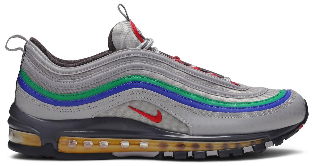 Tênis Nike Air Max 97 Nintendo 64
