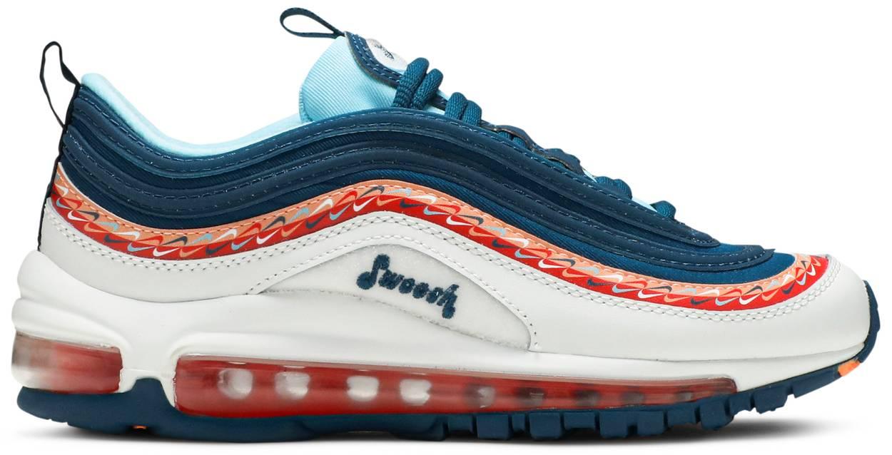 Tênis Nike Air Max 97 Swoosh Chain
