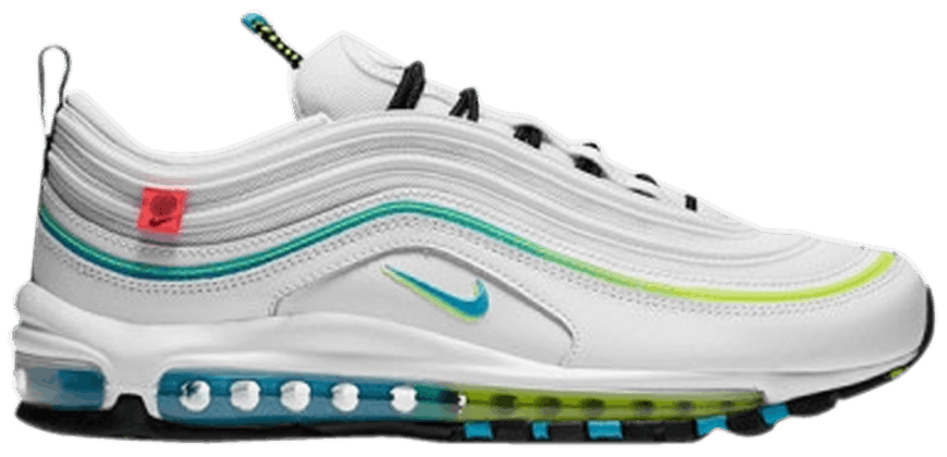 Tênis Nike Air Max 97 Worldwide Pack - White
