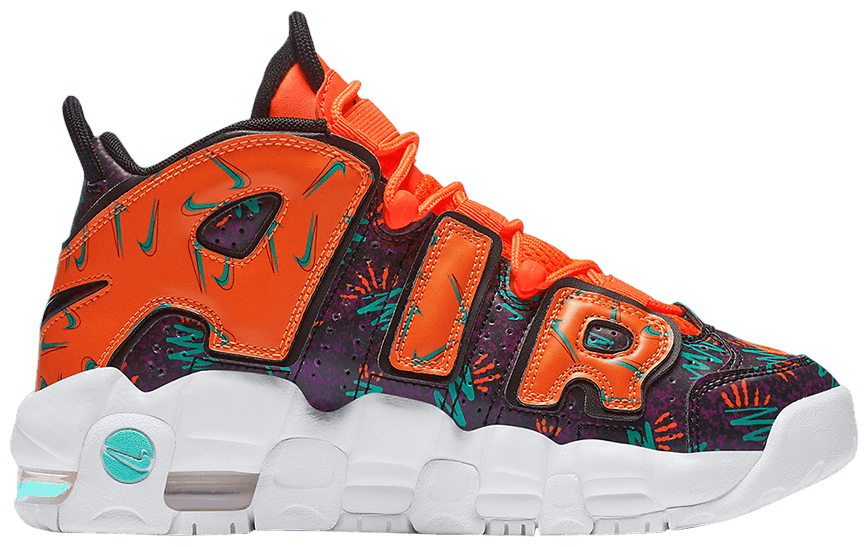 Tênis Nike Air More Uptempo GS What The 90s