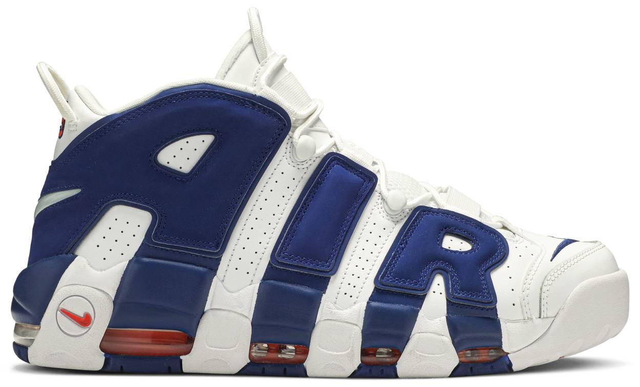 Tênis Nike Air More Uptempo Knicks