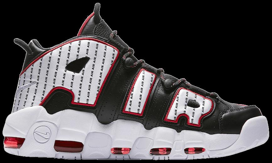 Tênis Nike Air More Uptempo Pinstripe