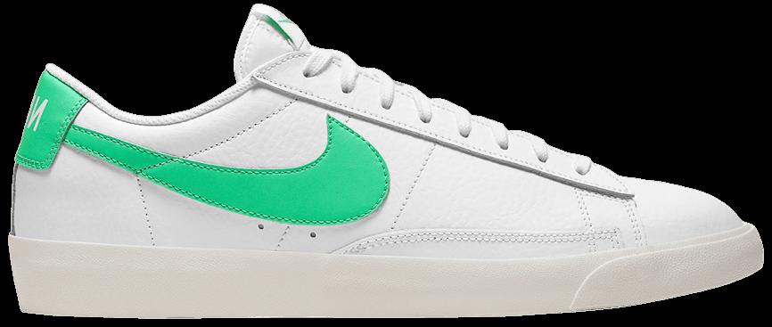 Tênis Nike Blazer Low Green Spark