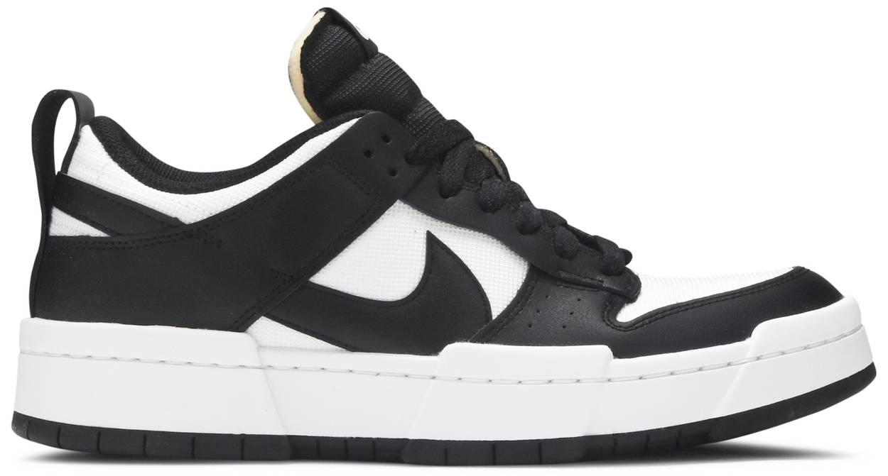 Tênis Nike Dunk Low Disrupt Black