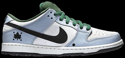 Tênis Nike Dunk Low  Maple Leaf