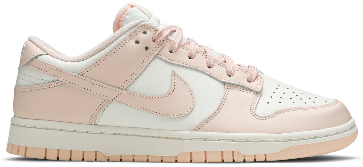 Tênis Nike Dunk Low Orange Pearl
