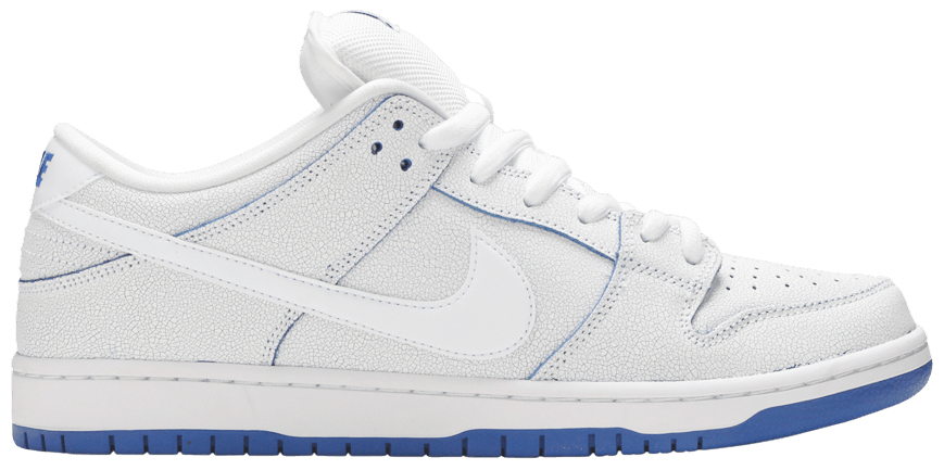 Tênis Nike Dunk Low Premium SB Cracked Leather