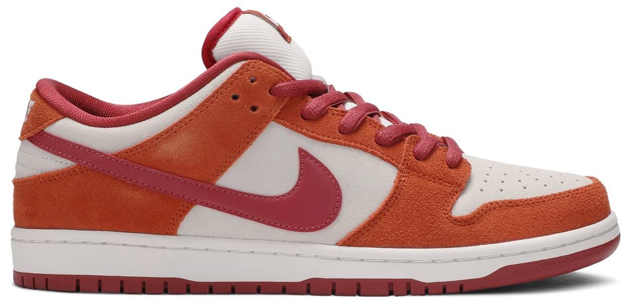 Tênis Nike Dunk Low Pro SB Dark Russet