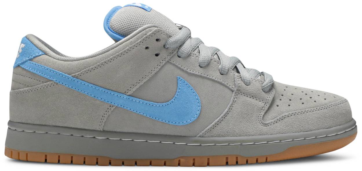 Tênis Nike Dunk Low Pro SB Iron Low