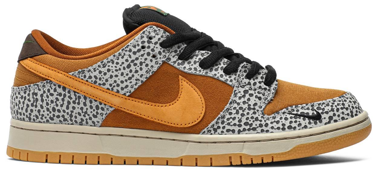 Tênis Nike Dunk Low Pro SB Safari