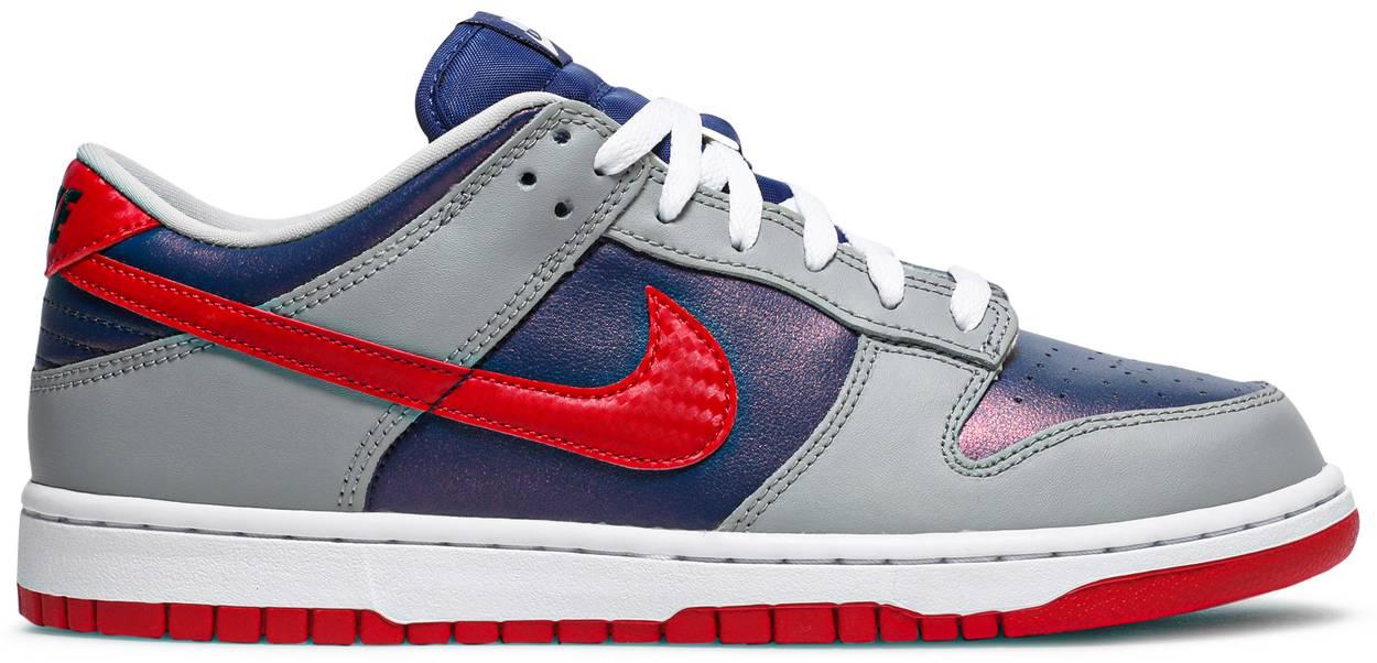 Tênis Nike Dunk Low Retro Samba 2020