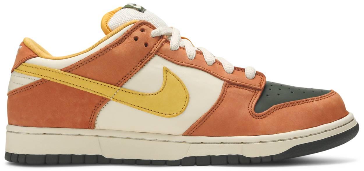 Tênis Nike Dunk Low SB Vapor