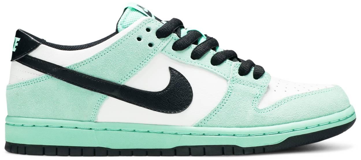 Tênis Nike Dunk Low Sea Crystal