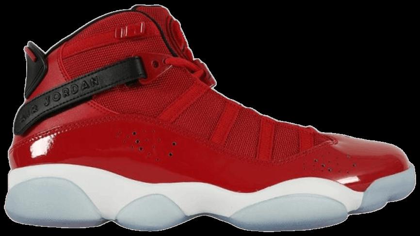 Tênis Air Jordan 6 Rings Gym Red
