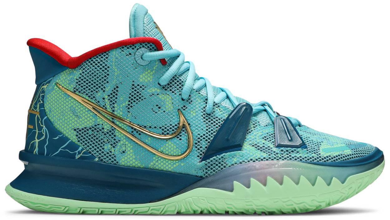 Tênis Nike Kyrie 7 Preheat Special FX