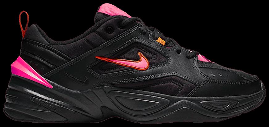 Tênis Nike M2K Tekno Black Hot Pink