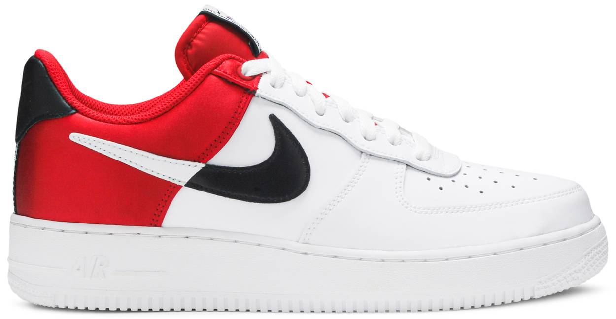 Tênis Nike NBA x Air Force 1 '07 LV8 Red