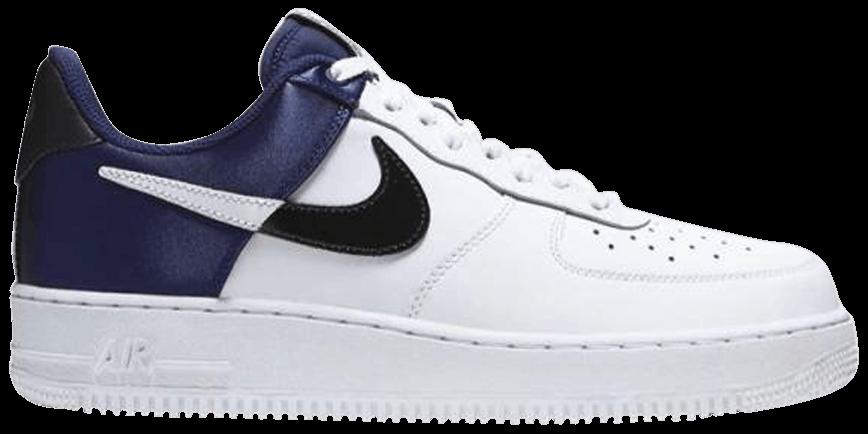 Tênis Nike NBA x Air Force 1 Low Midnight Navy