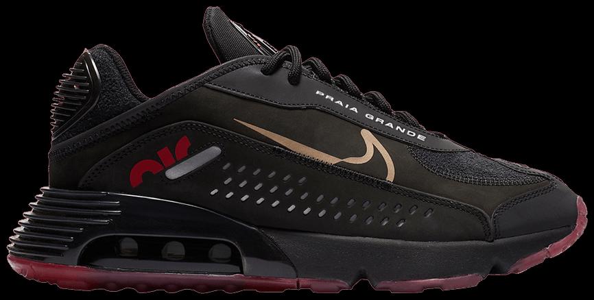 Tênis Nike Neymar Jr. x Air Max 2090 Black