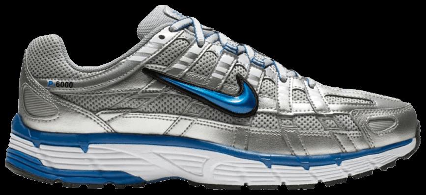 Tênis Nike P-6000 Laser Blue
