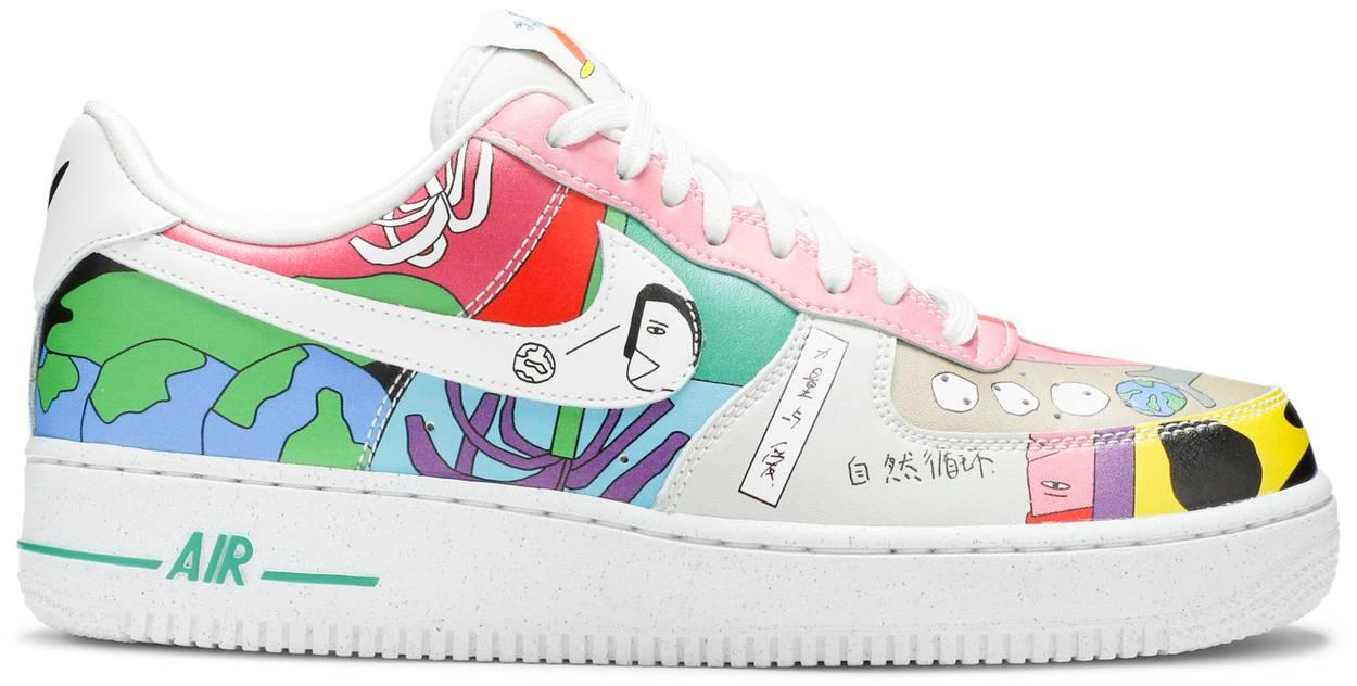 Tênis Nike Ruohan Wang x Air Force 1 Low