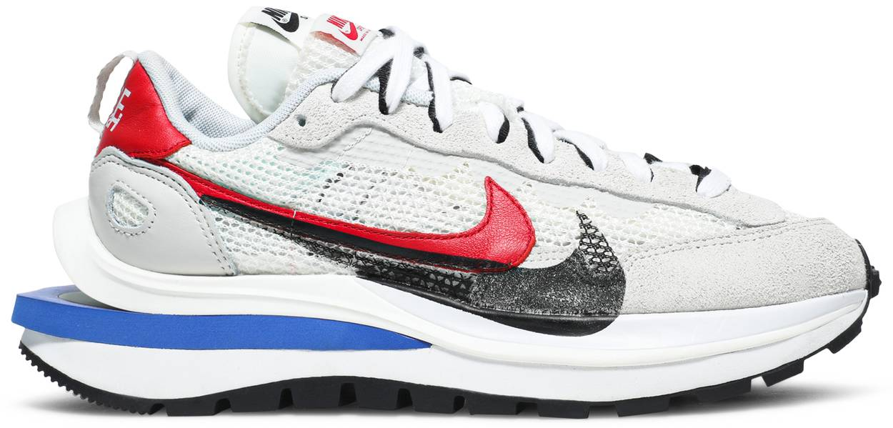 Tênis Nike Sacai x VaporWaffle Sail