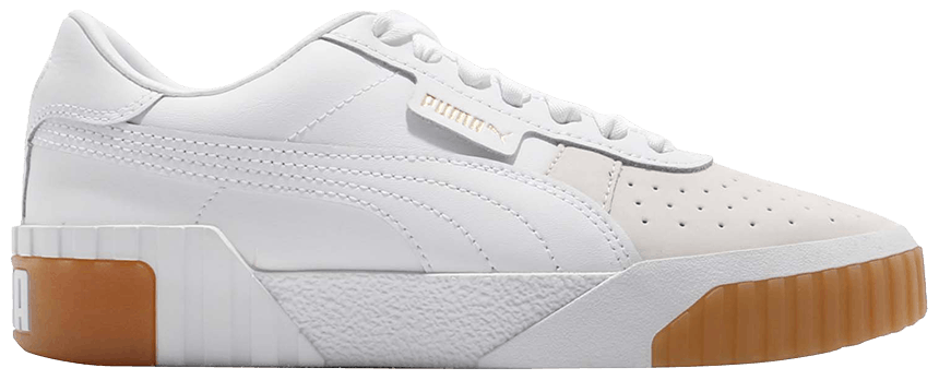 Tênis Puma Cali Exotic White