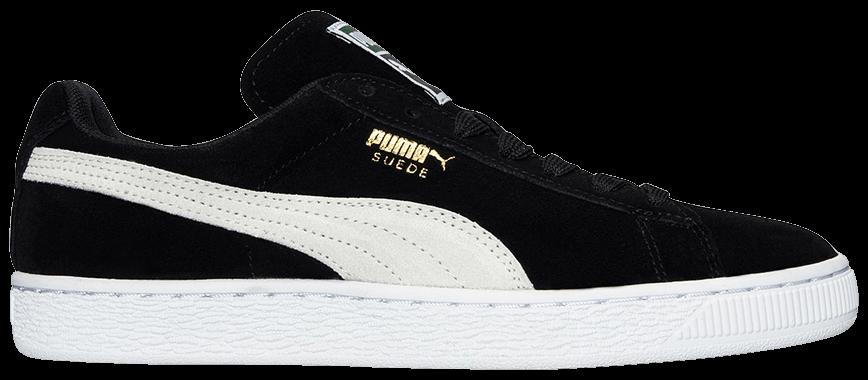 Tênis Puma Suede Classic Black