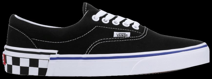 Tênis Vans Era Check Block - Black