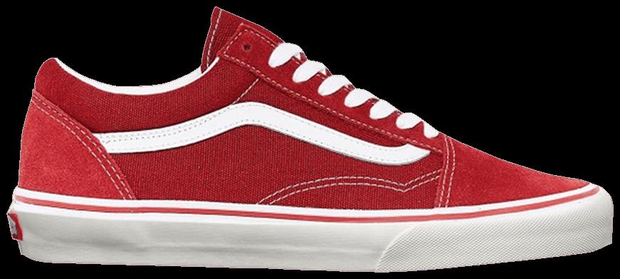 Tênis Vans Old Skool Brick Red