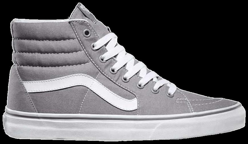 Tênis Vans Sk8-Hi Frost Grey