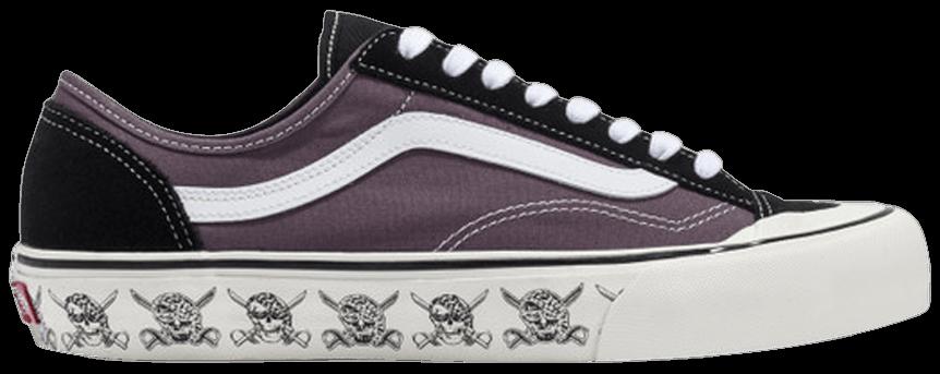 Tênis Vans Style 36 Decon SF Skulls