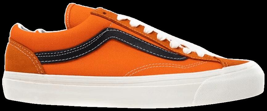 Tênis Vans Vault OG Style 36 LX Red Orange