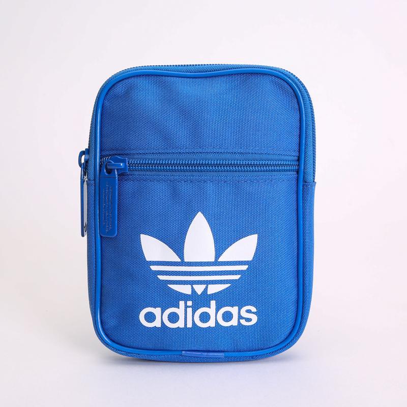 Trefoil Bag Adidas Blue Sport