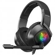Fone de ouvido Headset Gamer Microfone Ps4/X-one Celular PC K19