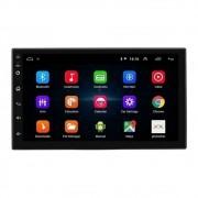 MP5 Player Android 2din + Moldura Toyota Etios