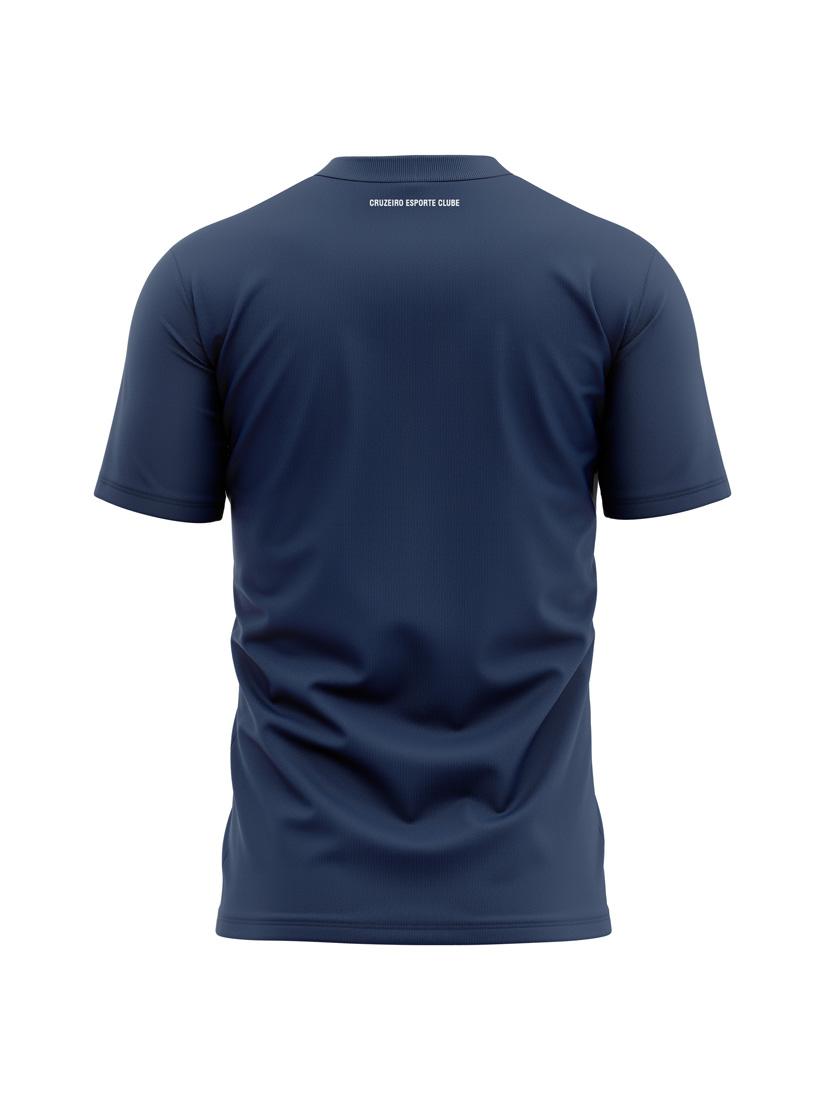 Camiseta Cruzeiro - FOLD