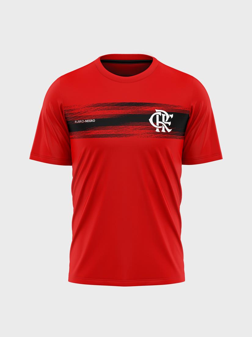 Camiseta Flamengo - CHAIN