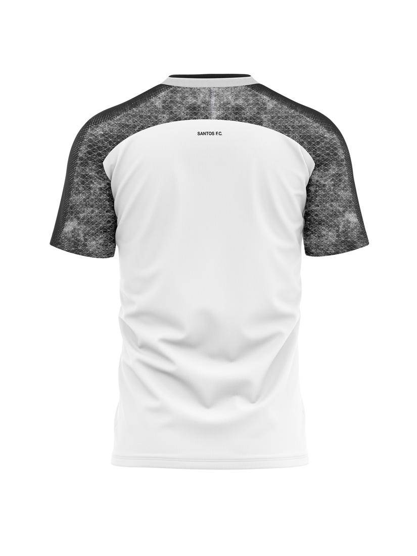 Camiseta Santos - CLIMBER